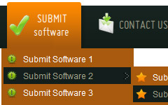 vertikale dropdown menue generator typo3 multi level menu beispiele