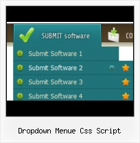 Rollover Effekt Menue Buttons Mit Javascript drop down menu fuer wp