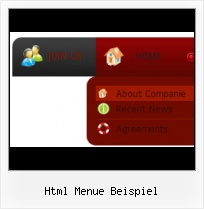 Navigationsmenue Mit Java dropdown menu template css