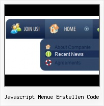 Menu Template Java css drop line up menu
