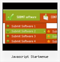 Html Java Submenu scroll menues fuer webseiten