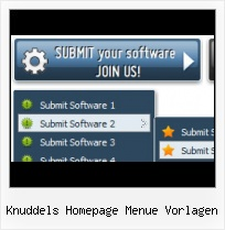 Menu Vorlage menues fuer website