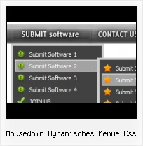 Slide Down Menu jquery iphone schwebendes fenster