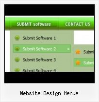 Expression Web 3 Selection Buttons web menuemaker