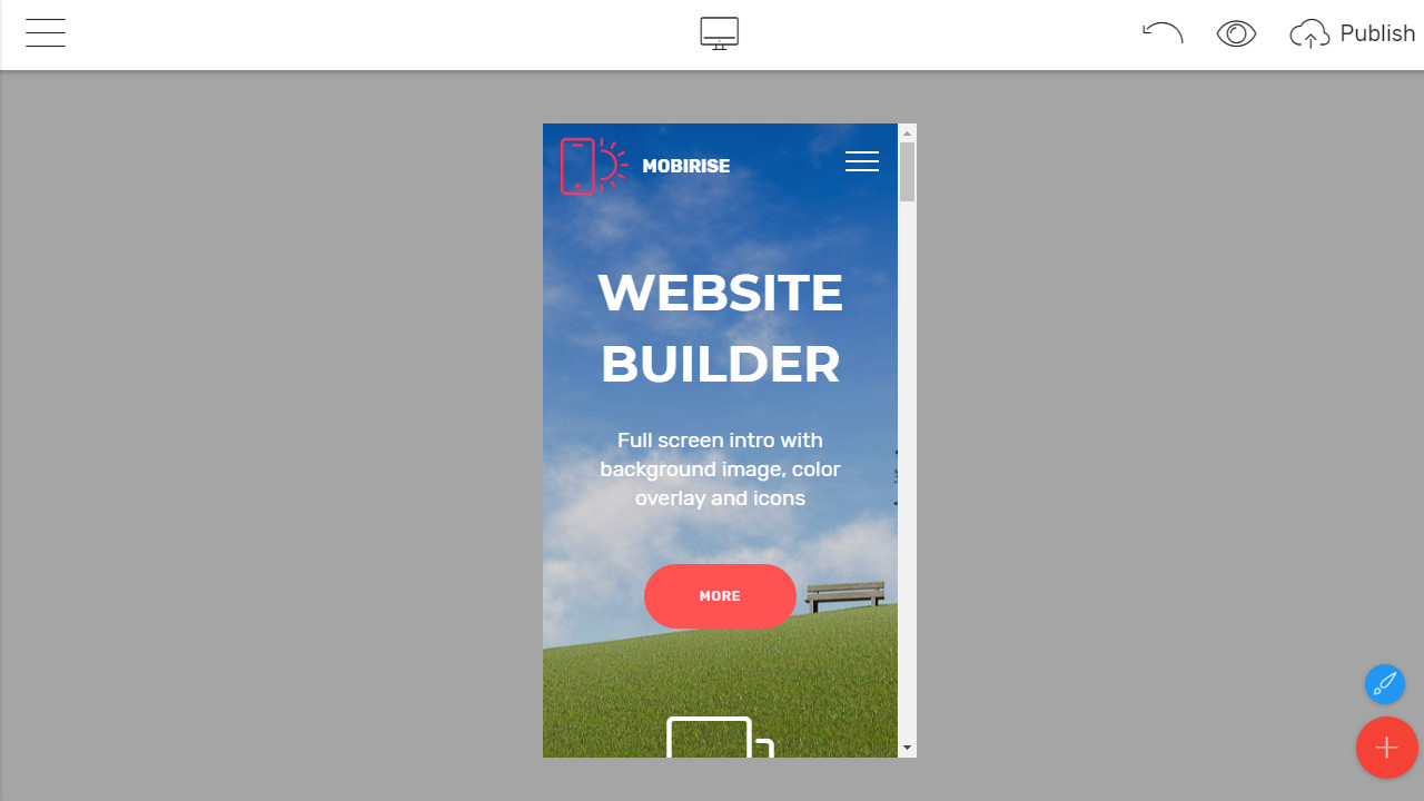 Easy Site Builder